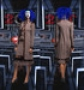 Кардиган беж на кнопках с рубашечным воротом