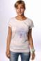 Футболка женская Roxy Tunic Sheer Green Las XGWJE842-50