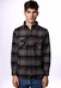 Рубашка Independent Token Grey Haze Plaid