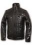 Молодежная зимняя куртка из блестящей ткани - городская мода