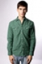 Рубашка Globe Two For Shirt Shady Green
