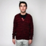 Кардиган Orisue Alec Knit Cardigan Red