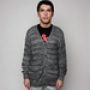 Кардиган Orisue Alec Knit Cardigan Grey