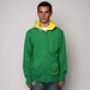 Толстовка The Hundreds Flip Fleece Kelly Green