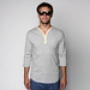 Лонгслив Orisue Wayden Henley Shirt Heather
