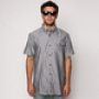 Рубашка Orisue Goody Button-Up Grey