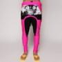 Легинсы Bat Norton Martian Child Pink