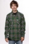 Рубашка Fallen Cheyenne Flannel Dark Green