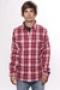 Рубашка Fallen Allamo Button Up Red