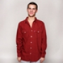 Рубашка Mishka Fratelli Houndstooth Buttondown Shirt Red