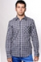 Рубашка Atticus Pico Blue Plaid