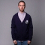 Кардиган Mishka Simon Fleece Cardigan Purple