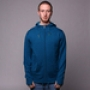 Толстовка Mishka Merino Wool Cycling Hoodie Harbor Blue