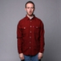 Рубашка Mishka Fratelli Houndstooth Buttondown Red