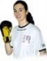 Top Ten Одежда Футболка Кик-Боксинг Белый Цвет 136-17